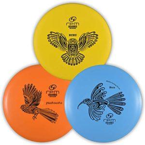 RPM Disc Golf Starter Set