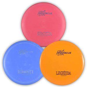 Prodiscus Disc Golf Starter Set