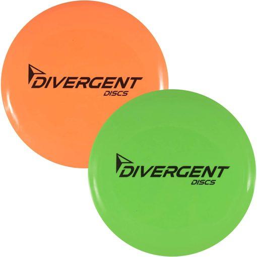 divergent discs disc set