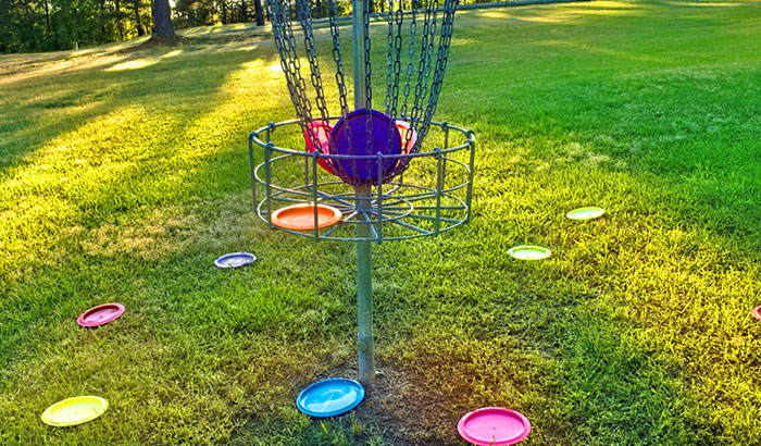 disc golf dye techniques