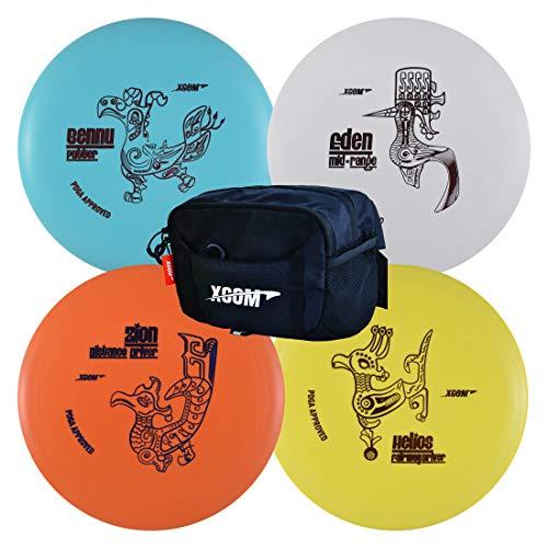 X-Com Disc Golf Set