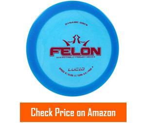 dynamic disc lucid felon