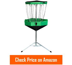 dga mach lite portable disc golf practice baskets