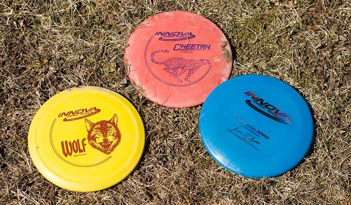 best disc golf starter set