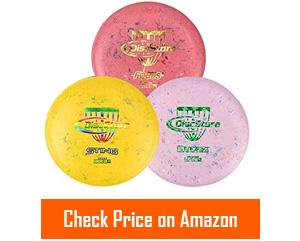 discraft jawbreaker disc golf starter pack