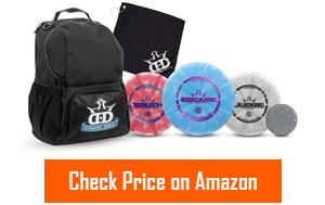 dynamic discs disc golf starter set