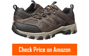 skechers outline-solego trail oxford shoes