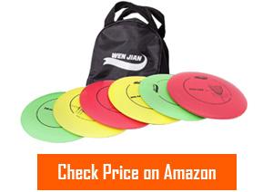 wenjian disc golf starter set