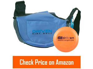 driven slingshot disc golf bag