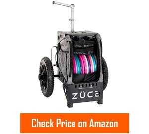 zuca dynamic discs compact cart