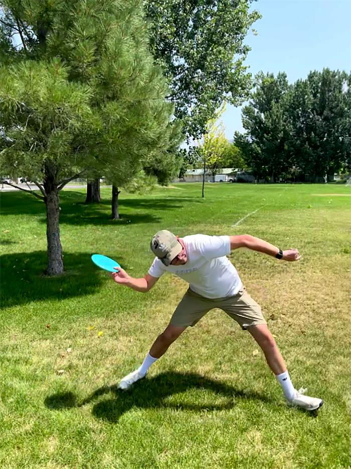 forehand technique