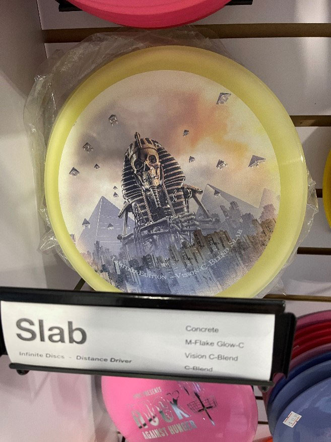 examples of understable disc