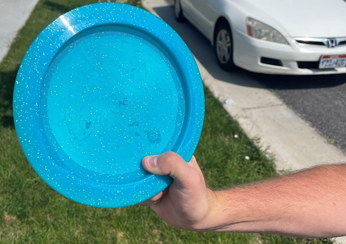 how to throw a thumber disc